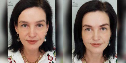 Перманентный макияж (татуаж) бровей 4