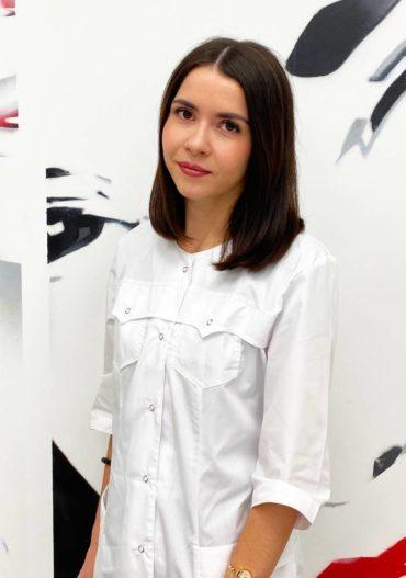 Алия Зимнурова