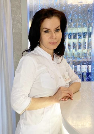 Дина Булатова